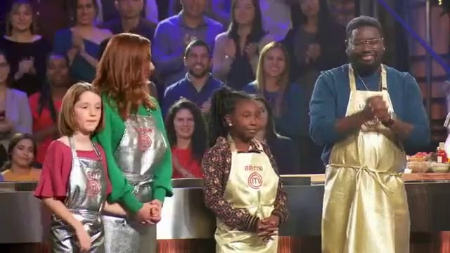 MasterChef Junior - S06E100 - Celebrity Showdown - November 22, 2018 || MasterChef Junior (11/22/2018)