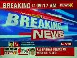 Raj Babbar hits below the belt; mocks PM Narendra Modi's nonagenarian mother