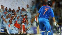 MS Dhoni Reveals Why He Came To Bat Before Yuvraj Singh In ICC World Cup 2011   Oneindia Telugu
