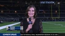 Redskins vs Cowboys Recap | DAL Dak Prescott 22-31, 289 yds, 2 tds and 1 rush td, Amari Cooper 8 Rec, 180 yds, 2 td