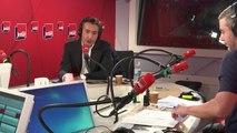 """Bernard Mourad : """"Je lui ai demandé quand il a été élu si je devais l'appeler 'Monsieur le Président' plutôt que 'Mon lapin'"""""""
