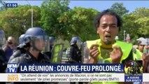 À La Réunion, les gilets jaunes veulent se démarquer des casseurs qui agissent en marge du mouvement