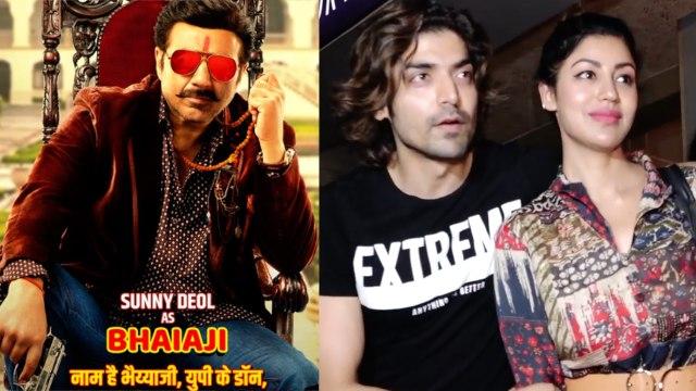 Bhaiaji Superhit Special Screening - Gurmeet Choudhary - Anil Sharma.