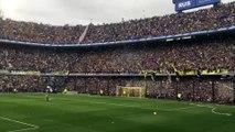 L'incroyable ferveur à l'entraînement de Boca Juniors