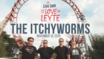 [WATCH] Rappler Live Jam: 'For the Love of Leyte' featuring the Itchyworms