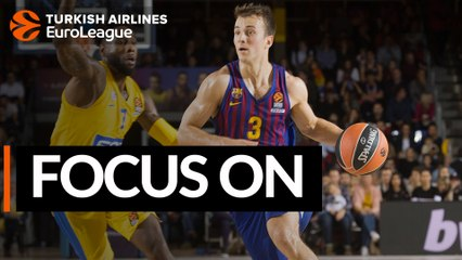 Focus on: Kevin Pangos, FC Barcelona Lassa