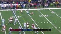NFL : un footballeur américain célèbre un touchdown en imitant Markelle Fultz