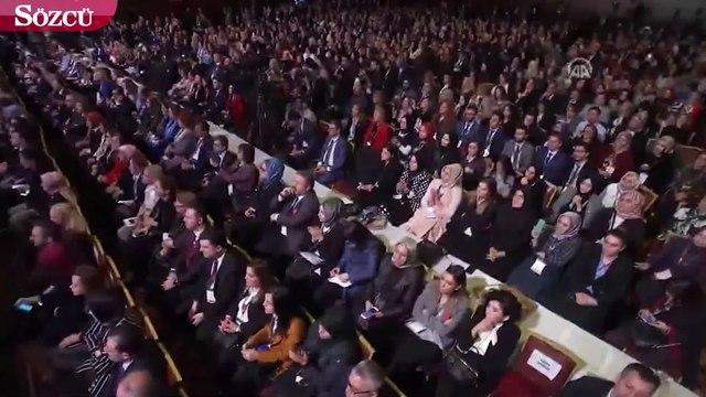 """Erdoğan: """"Onlarla birlikte yol yürümekten daima şeref duydum"""""""