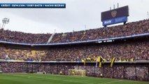 49 000 supporters présents à l'entraînement de Boca Juniors !
