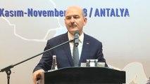 """Soylu: """"Akdeniz, Ege Denizi ve Karadeniz'de Muhteşem Bir Sistem Kuruyoruz"""""""