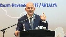 Soylu: 'Akdeniz, Ege Denizi ve Karadeniz'de muhteşem bir sistem kuruyoruz' - ANTALYA