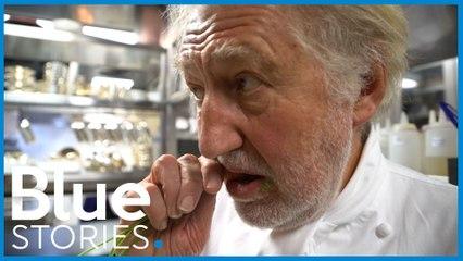 Pierre Gagnaire, chef triplement étoilé, a trouvé son orfèvre des potages