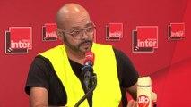 Les revendication de Stéphane Planchin, gilet jaune et auditeur de la BO - La Drôle D'Humeur De Frédérick Sigrist