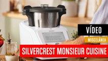 Silvercrest Monsieur Cuisine 1000 W, el robot de cocina de Lidl