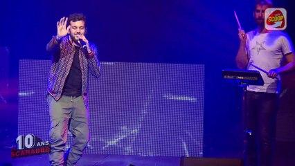 SCOOP Live - Le live du concert des 10 ans du Scarabée de Roanne, avec Kendji, Slimane, Claudio Capéo, Vitaa, Soprano, Jacob Banks, Léa Paci, Co & Jane et Bigflo & Oli !
