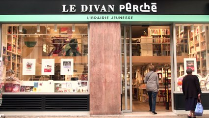 Ma librairie : les conseils jeunesse du Divan Perché à Paris - lecteurs.com
