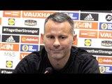 Albania v Wales - Ryan Giggs Pre-Match Press Conference - International Friendly