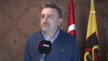 """İbrahim Hatipoğlu: """"Amacımız Galatasaray'a Maddi ve Manevi Destek Sağlamak"""""""