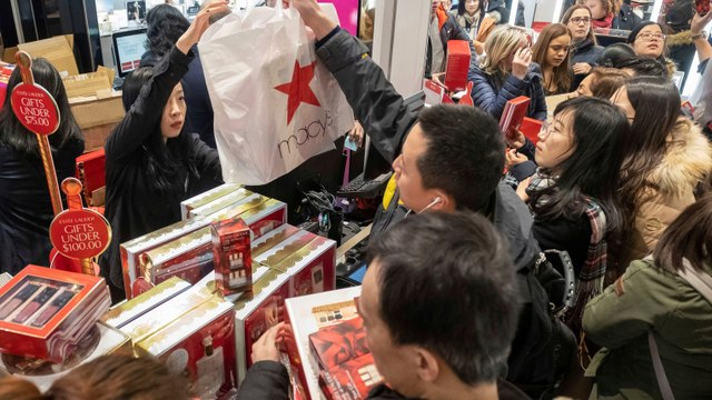 Does Black Friday Still Matter? Online Sales Surge as Holiday Shopping Season Kicks Off
