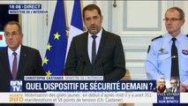 """Manifestation des gilets jaunes : Christophe Castaner rappelle """"qu'il n'y a pas de liberté sans ordre public"""""""