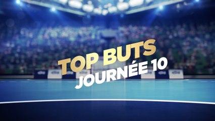 Le Top Buts de la 10e journée