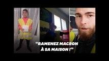 Des gilets jaunes parodient Vegedream pour dénoncer la politique de Macron