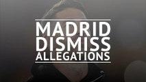 Real Madrid dismiss allegations Ramos failed drugs test