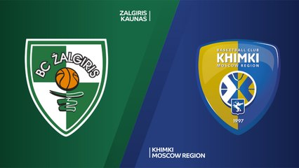 EuroLeague 2018-19 Highlights Regular Season Round 9 video: Zalgiris 83-84 Khimki