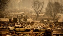 Death Toll In Northern California Rises To 84 As Rain Brings Risk Of Mudslides