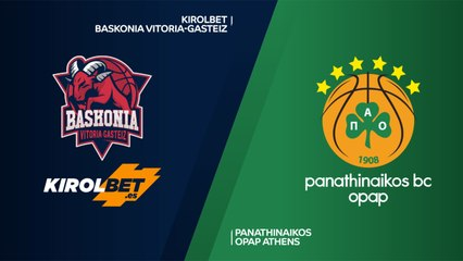 EuroLeague 2018-19 Highlights Regular Season Round 9 video: Baskonia 86-77 Panathinaikos