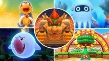 Mario Party 10 - All Final Boss Battles (Master CPU)