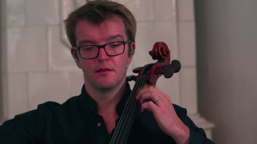 Peter Gregson - Bach: Cello Suite No. 1 in G Major, BWV 1007, 1. Prelude - Recomposed by Peter Gregson