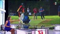 Migrants : l'intégration par le cricket