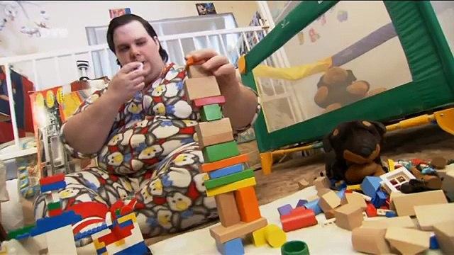 Nejšílenější závislosti-Přerostlé dítě -dokument (www.Dokumenty.TV)
