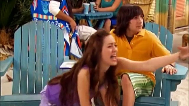 Hannah Montana S02 E05 I Am Hannah Hear Me Croak.