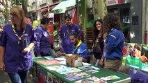 Hautes-Alpes : le forum des associations de Digne-Les-Bains bat son plein