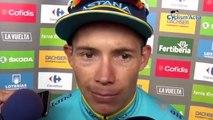 """Tour d'Espagne 2018 - Miguel Angel Lopez 4e classement au général : """"Rien est encore joué sur cette Vuelta"""""""