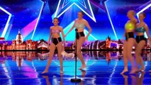 Best Golden Buzzers - Alesha Dixon - Britain's Got Talent