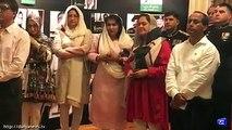 یومِ دفاع و شہدا کے حوالے سے پاکستان مشن اقوام متحدہ میں تصویری نمائش کا اہتمام کیا جس میں اقوام متحدہ کی پاکستان میں مستقیل مندوب ڈاکٹر ملیحہ لودھی نے خصوصی شر