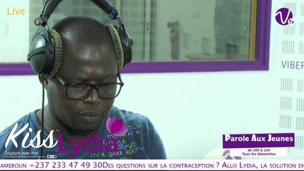 Parole Aux Jeunes 19 AOUT    Mandiaye pose le debat dans #PAJ Les difficultés sexuelles chez les hommes avec Docteur Jeanne Diaw