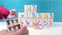 Beanie Boos Mini Boos Series 2 & Paw Patrol Ty Figures Toy Review _ PSToyReviews