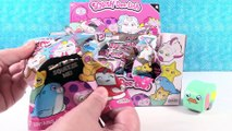 Squish Dee Lish Series 4 Unicorn Robot Squishy Squishies Blind Bag Opening _ PSToyReviews