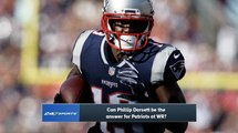 Can Phillip Dorsett be the answer for Patriots at wide receiver?