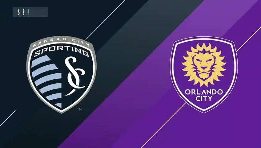 Sporting Kansas City vs Orlando City SC – Highlights & Goals – MLS 2017_2018