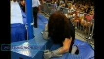 The Undertaker vs Giant Gonzalez Rest in peace match Summerslam 1993