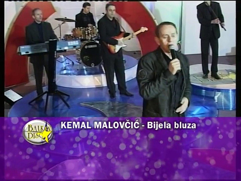 Kemal Malovčić - Bijela bluza (Video Balkan Disc)