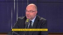 """Après des """"divergences"""" avec Nicolas Hulot, Stéphane Travert entend collaborer avec son successeur"""