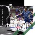 Tennis - La campagne #CrocsCan de Lacoste en l'honneur de Novak Djokovic et de ses victoire à Wimbledon et l'US Open cet été 2018 !