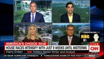 Panel on House Races intensify with just 9 weeks until midterms. #House #Election2018 #CNN #News