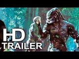 PREDATOR (FIRST LOOK - Dream Team Trailer NEW) 2018 Thomas Jane Action Movie HD